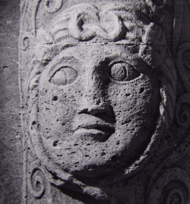 Gorgona de la Adamclisi.